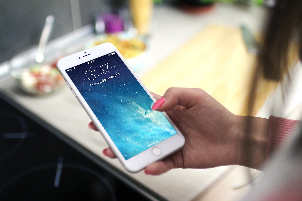 Kurz pro začátečníky: Začínáme s iPhonem