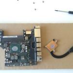 Vyčištění a přepastování MacBooku Pro