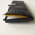 Nafouklá baterie u MacBooku Pro