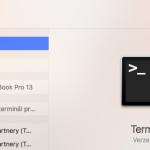 Jak zobrazit skryté soubory na Macu