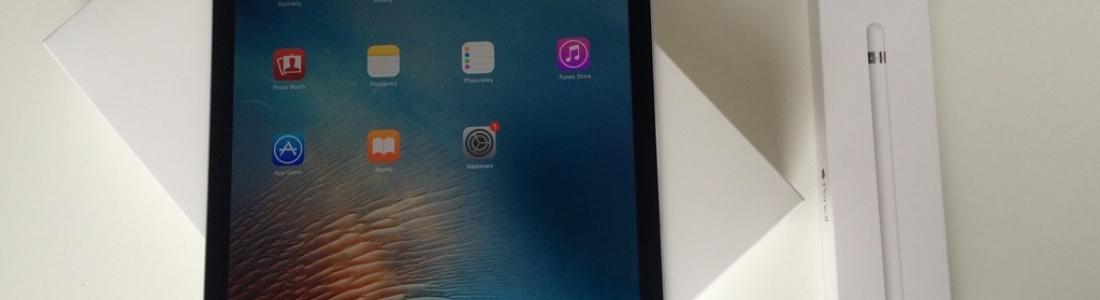 Rozšíření půjčovny o Apple iPad Pro