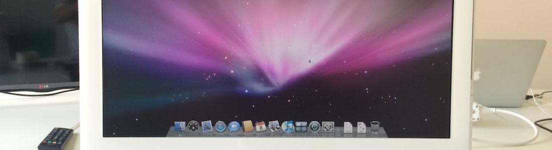 Pamatujete si ještě na OS X Leopard nebo Snow Leopard?