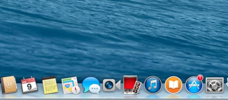 Začínáme s Mac OS X 10.9 Mavericks: Finder, Dock, Trackpad, Plocha