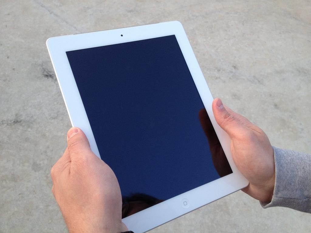 Kurz pro začátečníky: Začínáme s iPadem